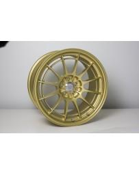 Enkei NT03+M 18x9.5 5x100 40mm Offset Gold Wheel (MOQ 40 / Special Order)