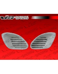 VIS Racing Universal Boxster Scoop In Pairs
