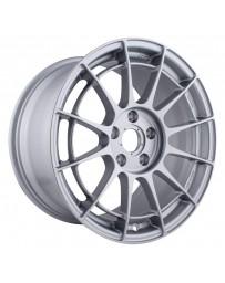 Enkei NT03RR 18x9.5 5x100 46mm Offset 75mm Bore - Silver Paint Wheel