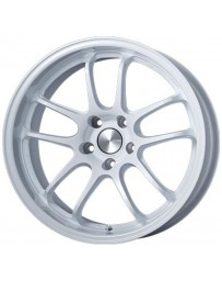 Enkei PF01EVO 17x9.5 35mm Offset 5x114.3 75mm Bore Pearl White Wheel Special Order / No Cancel