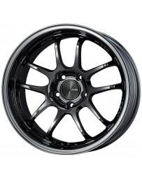 Enkei PF01EVO 17x9 12mm Offset 5x114.3 75mm Bore Matte Black Wheel Special Order / No Cancel