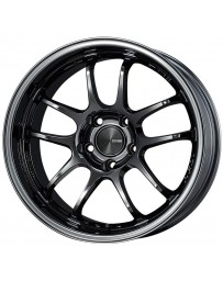 Enkei PF01EVO 18x9.5 15mm Offset 5x120 72.5mm Bore Matte Black Wheel Special Order / No Cancel