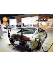 Aim9 GT Back Mount chassis GT Wing Stands Toyota Supra