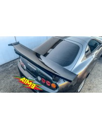 Aim9 GT Wing Stands Supra V.1