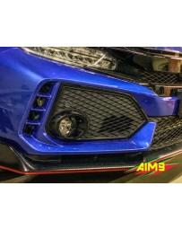 Aim9 GT CTR FK8 AIR VENTS BUMPER