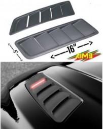 Aim9 GT Hood Vents hood vents