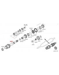 350z Z33 Nissan OEM Gear Counter