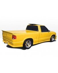 VIS Racing 1994-2003 Gmc Sonoma Standard Custom Style Left Side Skirt