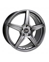 Enkei PSR5 17x8 5x114.3 40mm Offset 72.6mm Bore Matte Black