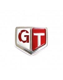 Nissan OEM Fender Side Emblem, Left or Right - Nissan Skyline R34 GTT