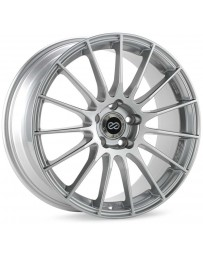 Enkei RS05 17x7 4x100 38mm Offset Silver Wheel **SPECIAL ORDER NO CANCELLATIONS**