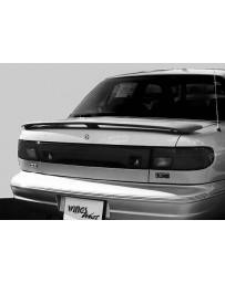 VIS Racing 1995-1997 Kia Sephia 4Dr Factory Style 3 Leg Wing No Light