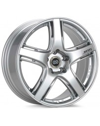 Enkei RP05 19x9.5 5x114.3 40mm Offset 75mm Bore Silver Paint Wheel**SPECIAL ORDER NO CANCELLATIONS**