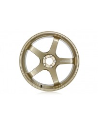 Advan Racing GT Premium Version 21x12.0 +20 5-114.3 Racing Gold Metallic Wheel