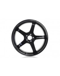 Advan Racing GT Premium Version 21x12.0 +20 5-114.3 Racing Gloss Black Wheel