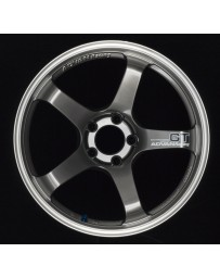 Advan Racing GT Premium Version 21x12.0 +20 5-114.3 Machining & Racing Hyper Black Wheel