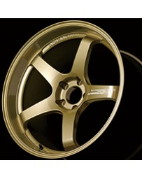 Advan Racing GT Premium Version (Center Lock) 18x12.0 +47 Racing Gold Metallic Wheel