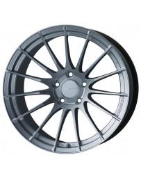 Enkei RS05-RR 18x9.5 22mm ET 5x120 72.5 Bore Sparkle Silver Wheel Spcl Order / No Cancel