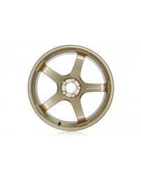 Advan Racing GT Premium Version 21x10.5 +24 5-114.3 Racing Gold Metallic Wheel