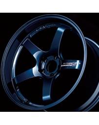 Advan Racing GT Premium Version 21x10.0 +45 5-120 Racing Titanium Blue Wheel