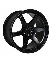 Enkei T6S 18x9.5 45mm Offset 5x100 Bolt Pattern 72.6 Bore Matte Black Wheel