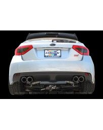 GReddy Supreme SP Catback Exhaust System Subaru STI Hatchback GRB 09-14