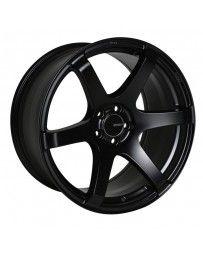 Enkei T6S 17x8 45mm Offset 5x100 Bolt Pattern 72.6 Bore Matte Black Wheel