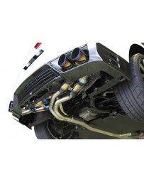 GReddy Super Street Titan Exhaust System Nissan GTR R35 2009-2021