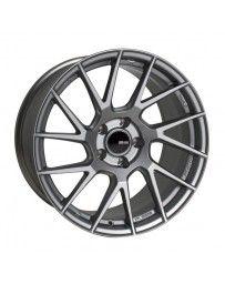 Enkei TM7 18x8.0 5x114.3 45mm Offset 72.60 Bore Storm Gray Wheel