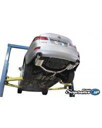 GReddy Supreme SP Catback Exhaust Lexus IS250 IS350 06-13