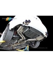 GReddy 07+ Lexus IS-F (USE20) 2UR-GSE Dual Racing Titanium Exhaust