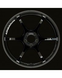 Advan Racing RGIII 19x9.0 +35 5-114.3 Racing Gloss Black Wheel