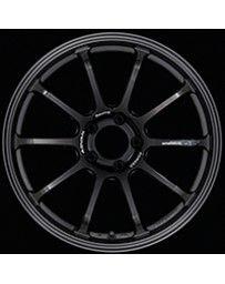Advan Racing RS-DF Progressive 19x10.5 +24 5-114.3 Racing Titanium Black Wheel