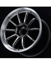 Advan Racing RS-DF 19x10.5 +15 5-114.3 Machining & Racing Hyper Silver Wheel