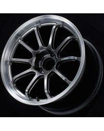 Advan Racing RS-DF 19x10.0 +22 5-120 Machining & Racing Hyper Silver Wheel