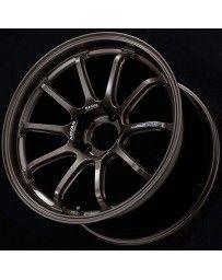 Advan Racing RS-DF Progressive 18x10.5 +15 5-114.3 Dark Bronze Metallic Wheel
