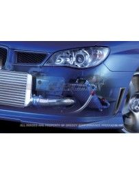GReddy Oil Cooler Kit 13row Subaru WRX STI 2002-2007