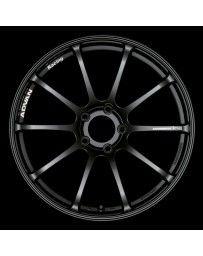 Advan Racing RSII 18x10.5 +15 5-114.3 Semi Gloss Black Wheel