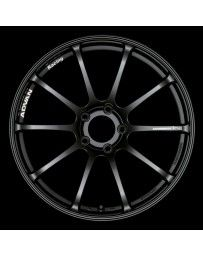 Advan Racing RSII 18x9.5 +45 5-114.3 Semi Gloss Black Wheel