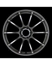 Advan Racing RSII 18x8.5 +45 5-100 Racing Hyper Black Wheel