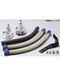 GReddy Oil Filter Relocation Kit Mazda RX7 Turbo 1987-1992