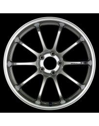 Advan Racing RZ-DF 19x11.0 +60 5-130 Hyper Silver Wheel