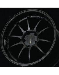 Advan Racing RZ-DF 19x9.5 +25 5-120 Matte Black Wheel