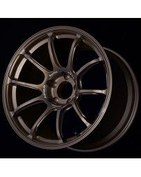 Advan Racing RZ-F2 18x9.5 +12 5-114.3 Racing Umber Bronze Wheel