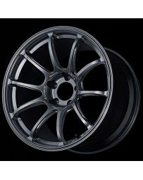 Advan Racing RZ-F2 18x9.5 +29 5-114.3 Racing Hyper Black Wheel