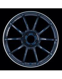 Advan Racing RZII 18x9.5 +35 5-114.3 Racing Indigo Blue Wheel