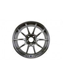 Advan Racing RZII 19x9.0 +35 5-114.3 Racing Hyper Black Wheel
