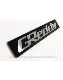 Greddy Replacement GReddy Emblem