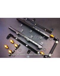 GReddy Fuel Rail Set Nissan GT-R (R35) 2009-2021