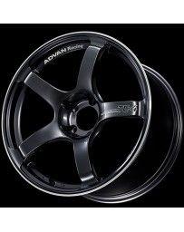Advan Racing TC4 18x10.5 +15 5-114.3 Racing Black Gunmetallic Wheel